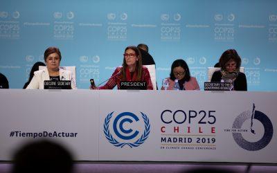 NDC: Las luces y sombras del nuevo compromiso climático de Chile